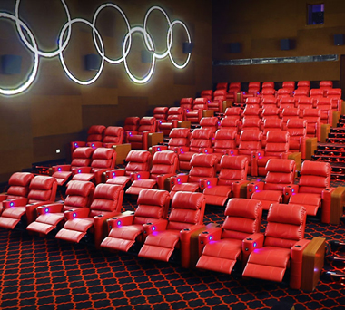 Recliners Chairs In India Home Theater Recliners