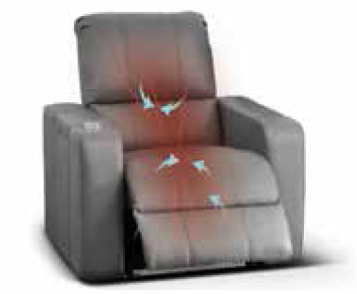 Ventilated Seat Littlenap