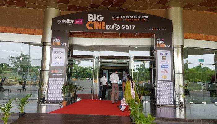 Big Cine Expo 2017 Littlenap