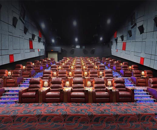 Cinema Multiplex Recliner