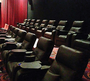 Movie Theater Recliner