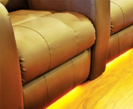 Lighted Footrest