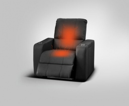 Seat Warmer in Recliner