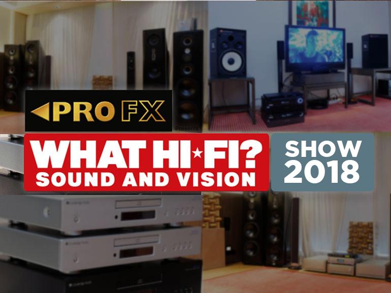 What Hi-Fi 2018, Bangalore